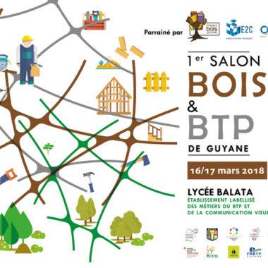 Salon du Bois et du BTP 16 et 17 Mars 2018