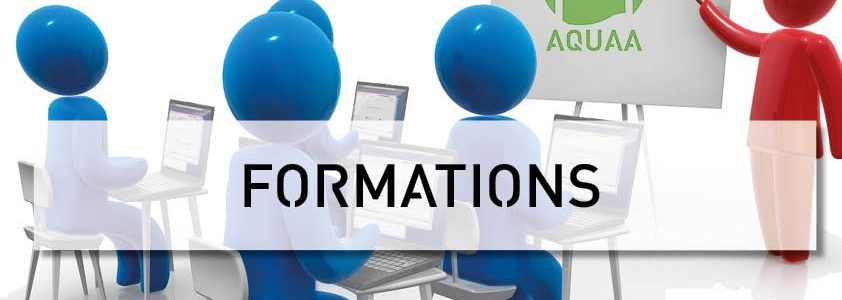 Formations AQUAA 2021