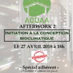 Afterwork 2 – Initiation à la conception bioclimatique