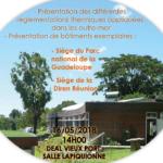 RENCONTRE ENTRE PROFESIONNELS 2 – Une réglementation thermique tertiaire en Guyane ?