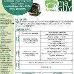 Formation professionnelle – Les principes de construction bioclimatique