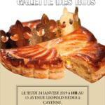 Afterwork – galette des rois